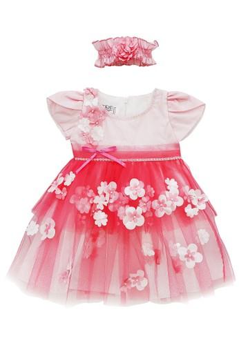 FIYORA multi Estrella Dress ADCDCKAEA6083BGS_1