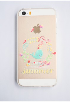 Summer Themed Case for iPhone 5/5s