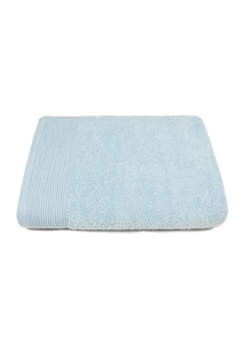 Canopy blue Canopy Essential Japanese Style Minoru Bath Towel E62DCHLF59E426GS_1