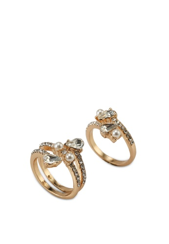 ALDO gold Hellawell Rings 6387BAC947389DGS_1