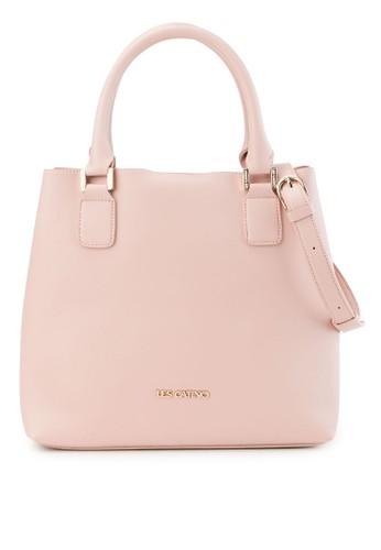 Les Catino pink Tokyo Shinjuku Satchel C3EEFAC043C722GS_1