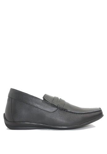 Dr. Kevin black Dr. Kevin Men Casual Boots 1047 - Black DR982SH0VFZ0ID_1