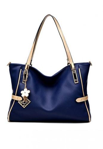 TCWK blue Ladies Handbag TC258AC79GCUMY_1