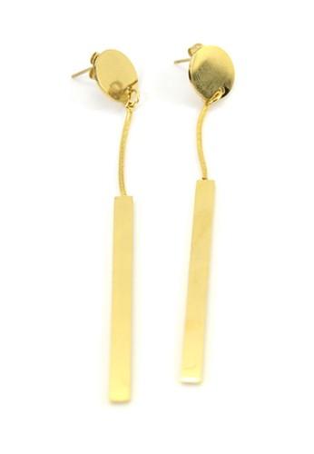 ART FASHION gold Art Fashion Premium Anting Tusuk Korea 186 7ACA6AC28F51A6GS_1