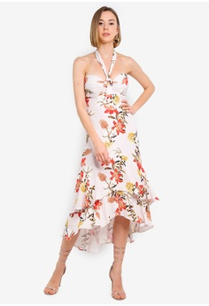 20e6bc840de 17% OFF Forever New Moana Halter Neck Floral Dress RM 599.00 NOW RM 498.90  Available in several sizes