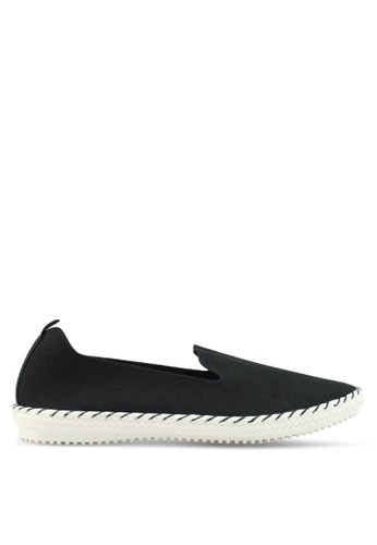 Bata black Casual Slip-On Loafers CCA12SHEABC705GS_1