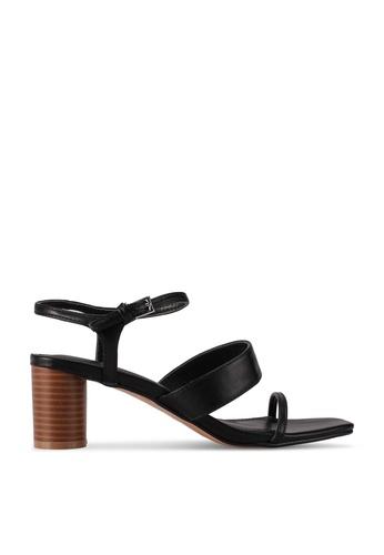 3cff9242915 Dita Strap Heeled Sandals