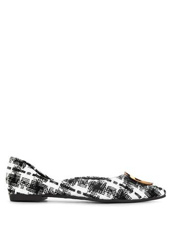 0e8886aefc5 Shop Primadonna Pointed Toe Flats Online on ZALORA Philippines