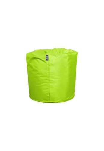 doob green TOOTSIE - ottoman/footrest doob bean bag (Apple Green) 7717CHLE1DC8D5GS_1