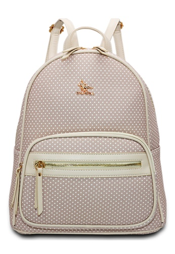 POLO HILL pink POLO HILL Rubyn Ladies Backpack 7035CAC97184A6GS_1
