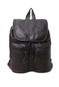 Ladies' Leather Backpack