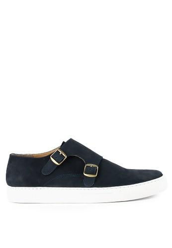 Ftale Footwear blue Ftale - Gavino Nubuck Blue 84FE5SHFEC553EGS_1
