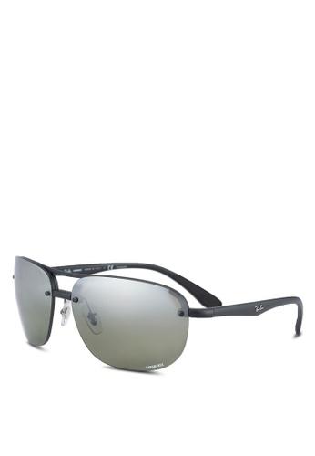 Ray-Ban black RB4275CH Chromance Sunglasses RA896GL0RNJJMY_1