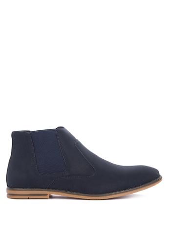 Preview navy Zodiac Formal Shoes ED1B0SHE94F6EDGS_1
