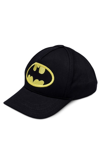 KOTON black Batman Cap 554ECKCD066251GS_1