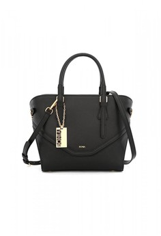 Black Dreamy Satchel