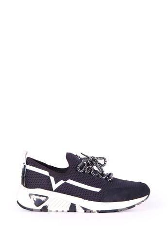"Diesel black ""SKB"" S-KBY - sneakers E332ESH2DB446AGS_1"