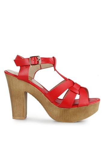Mandy's red Sella Heels F4728SH0DE390CGS_1