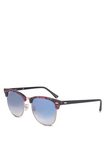Ray-Ban black Icons RB3016F Sunglasses 6FF99GL0B6C40EGS 1 6c6ef331eb