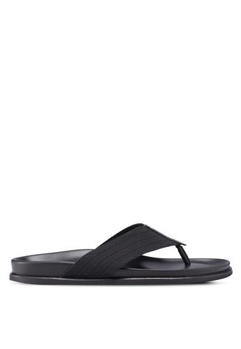ALDO black Craylle Sandals 659A0SH36243B3GS_1