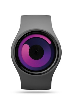 Gravity One Grey Purple Watch