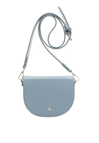 Swiss Polo blue Classic Ladies Sling Bag A6E63AC0DBA3E9GS_1