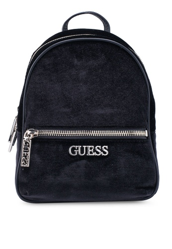 GUESS black Ronnie Backpack 1A0ADAC92524EFGS_1