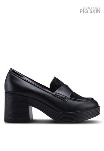 BETSY black Classic Pump Heels B30A4SH117191AGS_1