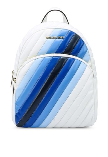 Michael Kors multi Abbey Md Backpack (nt) 440A3AC7B687E1GS_1