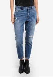 ONLY blue ONLY ONE Tonni Boyfriend Jeans ON573AA0S452MY_1