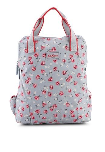 bd0c031ff Buy Cath Kidston Dulwich Sprig Lightweight Backpack Online on ZALORA ...