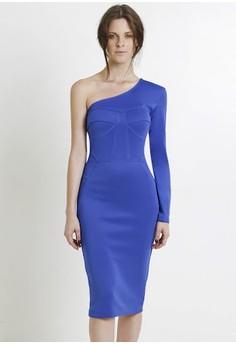 [PRE-ORDER] Priscilla One-Shoulder Dress