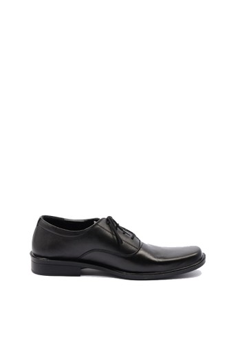 Dr. Kevin black Dr. Kevin Men Dress & Bussiness Formal Shoes 13281 - Black DR982SH0UMT1ID_1