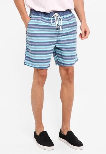 Cotton On blue Kahuna Shorts EAA02AA62001BEGS_1