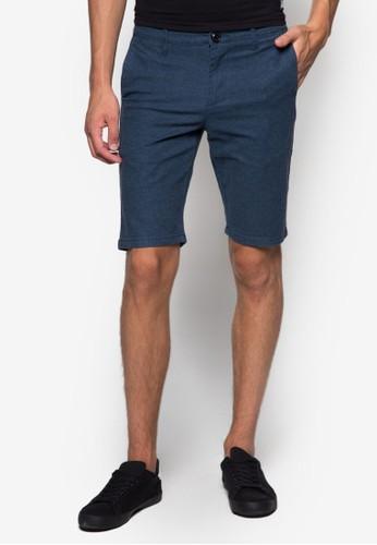 基本款休閒短zalora鞋子評價褲, 服飾, 短褲