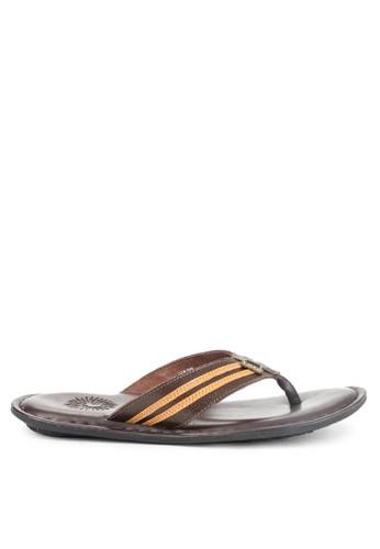 Lois Jeans brown Sandals 8E9E7SH1175CFCGS_1