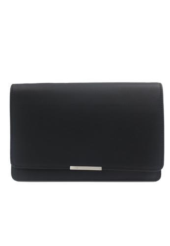 Goldlion black Goldlion Premium Leather Clutch(Black) 2DC56ACBEF7DB8GS_1