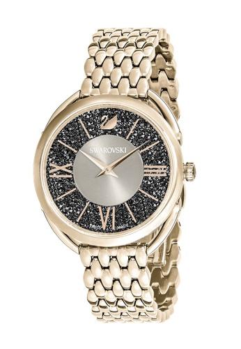 SWAROVSKI gold Crystalline Glam Metal Bracelet Watch 20314ACEA491A4GS_1