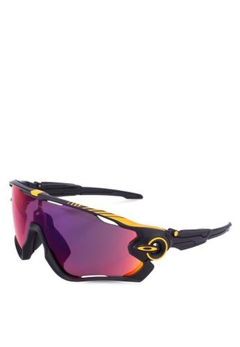 Oakley 黑色 OO9290 太陽眼鏡 F06EAGLE268B99GS_1