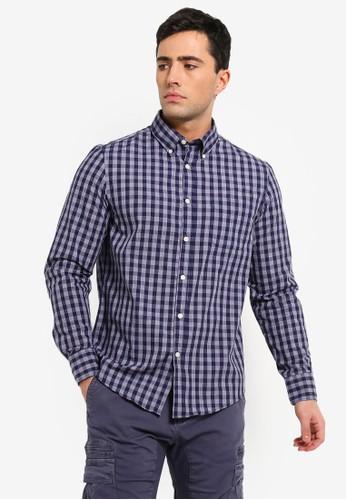 OVS multi Mens Formal Shirt With Long Sleeves 5278CAA671536CGS_1