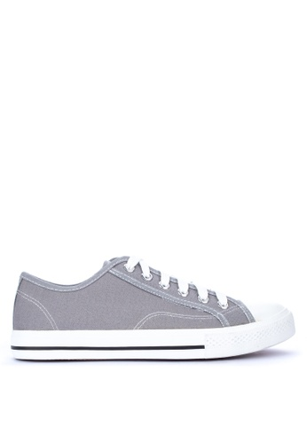 H2Ocean grey Calloway Sneakers Lace Up D3483SH3444CAEGS_1