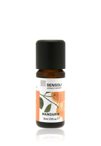 Sensoli Aromatherapy SENSOLI Mandarin Pure Essential Oil 10ml CECEEHL666E7B3GS_1