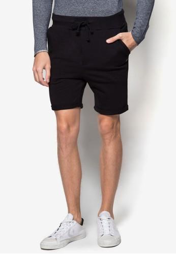 反折束口休閒esprit hk短褲, 服飾, 短褲