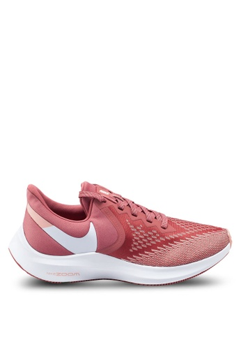new style 5d3dd 2ae8d Nike Air Zoom Winflo 6 Women's Running Shoe