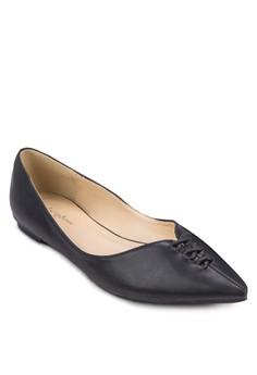 Hot Cross Pointed Flats