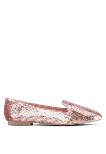 ALDO pink Thayllan Loafers AL087SH0S3VGMY_1
