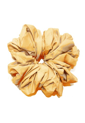 San Marco beige Hair Volumizer Scrunchie Nude C9FE1BE6392CA5GS_1
