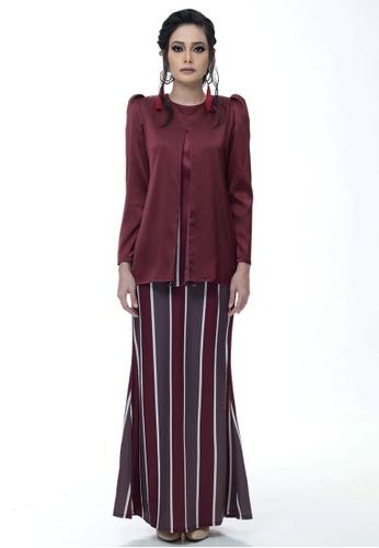LIDYA KUALA LUMPUR Zara Mini Kurung 07347AAA8D54EDGS_1