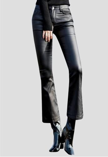 微喇加絨皮褲, esprit 價位服飾, 直腳褲