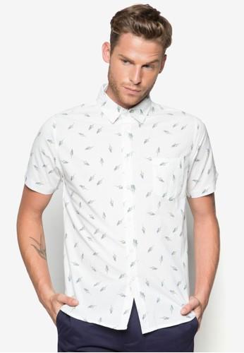 Ketola 印花短袖襯衫,esprit outlet 香港 服飾, 印圖T恤